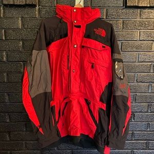 The North Face extreme weather jacket size large